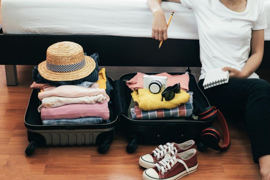 ¿Cómo hacer la maleta perfecta?