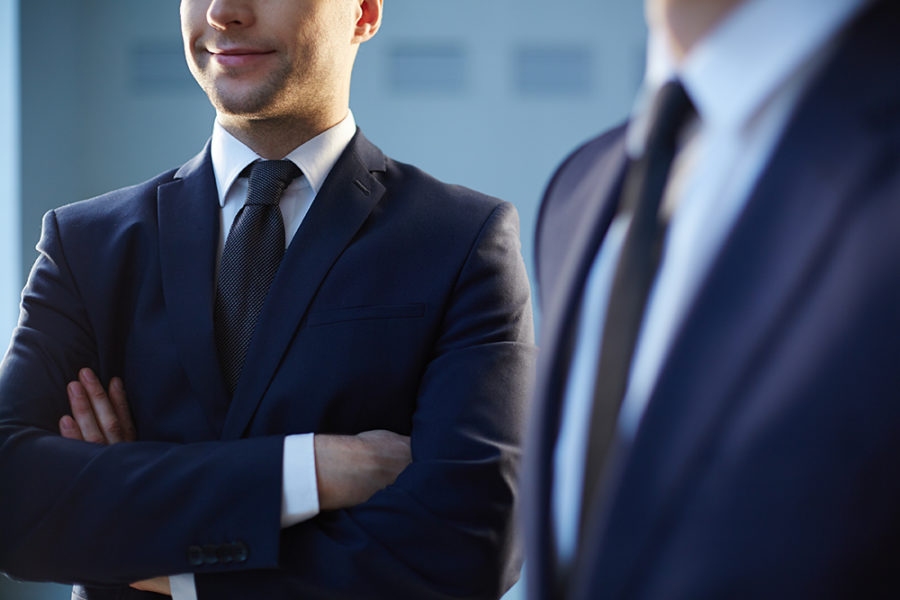 Código de vestimenta Business Formal